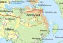 Vandringsled i Arkösund